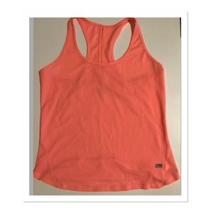 Marika tek Peach workout top
